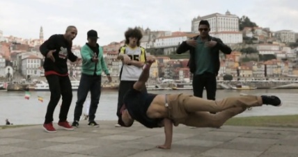 LIL G AND VINOTINTO in Porto_0604
