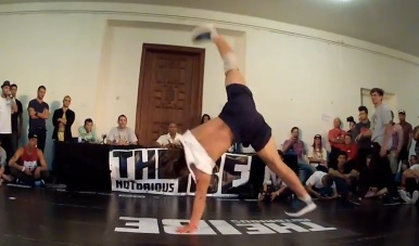 IBE 2013 - Powermove Battle Quarter Final 1_0916