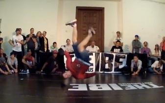 IBE 2013 - Powermove Battle Quarter Final 2_0917