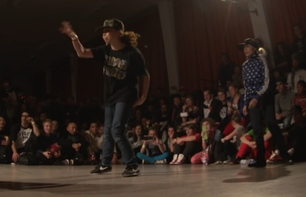BOTY 2013 - EDDIE AND TERRA (UK) VS ERI AND YURIE (JAPAN) SEMIFINAL I [BOTY TV]