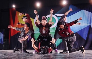 Quest Crew - FRONTROW - World of Dance WODLA 2014