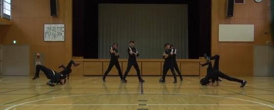 Nishikasai CREW feat B-boy Clil