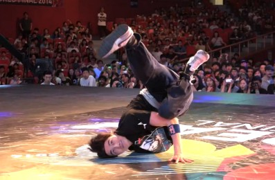 R16 KOREA World Finals 2014 Best8 – Gravity vs Wing